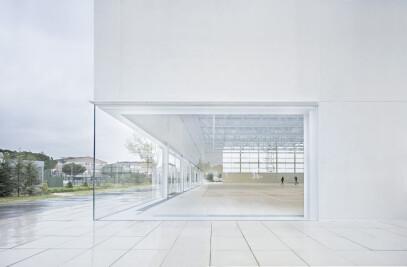 Multi-Sport Pavilion And Classroom Complex