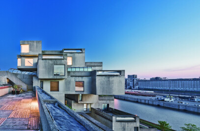 Habitat 67 Renovation