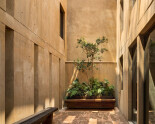 Light Filled Courtyards