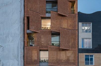 Saadat Abad Residential Building