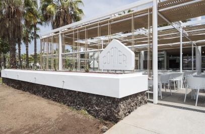 Renovación de BAR CAFETERÍA cORNEr