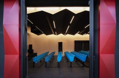 Auditorium in Pregnana Milanese (Milan)
