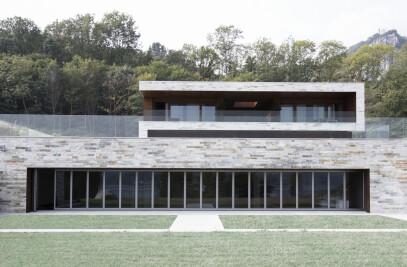 Orta Lake-view house