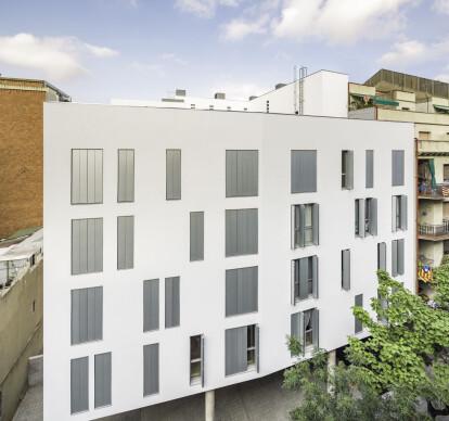 Social Housing At Can Batlló