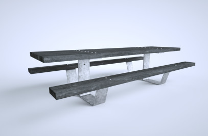 Pik Picnic table