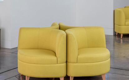 Leaf Lounge Chairs