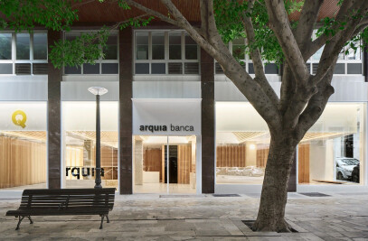 ARQUIA'S MAIN OFFICE IN PALMA