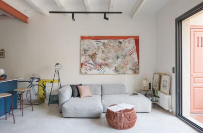 Font 6 Apartment