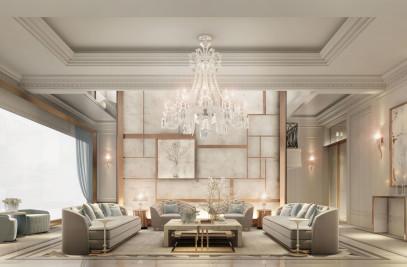 Mid Century Modern Living Room Design  for 2019