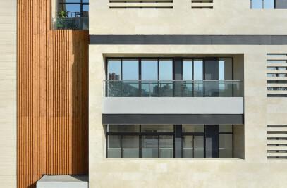 SALARIYEH RESIDENTIAL BUILDING ARCHITECT