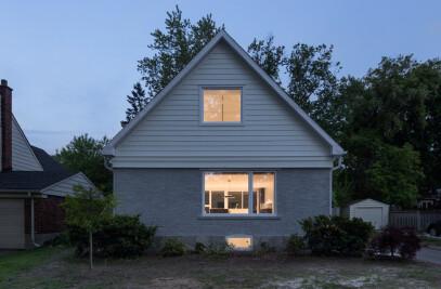 Peak-a-Boo House