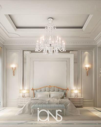 Elegant Neo Classic Master Bedroom Design Ions Design Archello