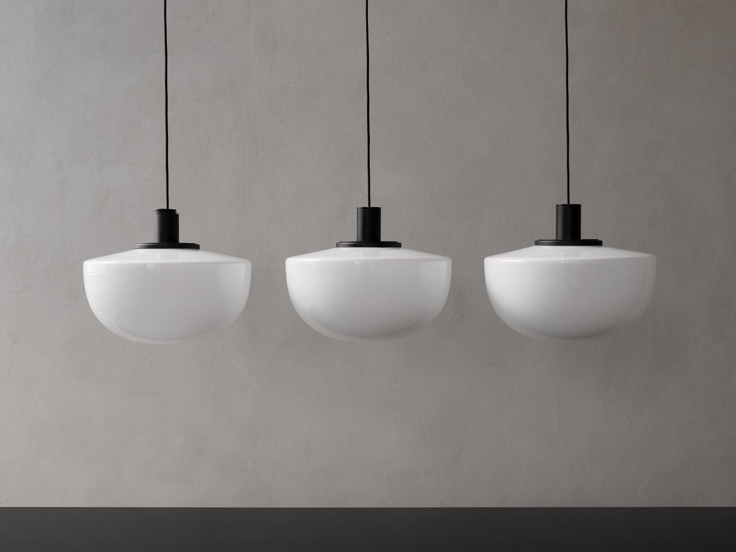 Menu Carrie Lamp : Menu s spring collection introduces marble velvet and trendy
