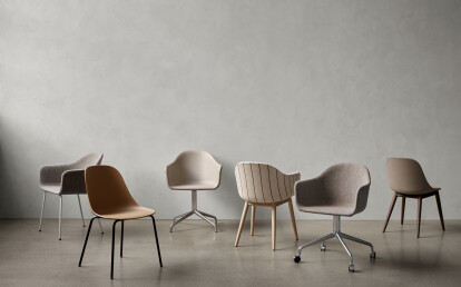 About A Chair 12 Side Chair.Harbour Side Chair By Menu A S Archello