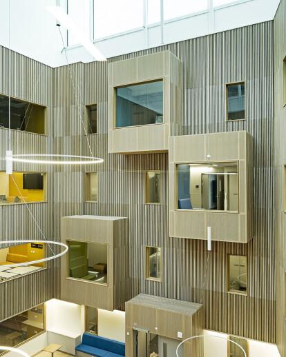 Haraldsplass Hospital - new ward building