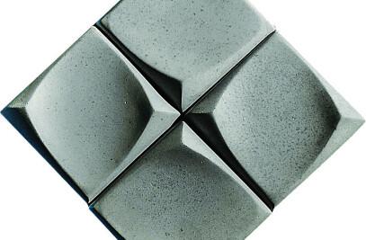 Concrete tile Alev