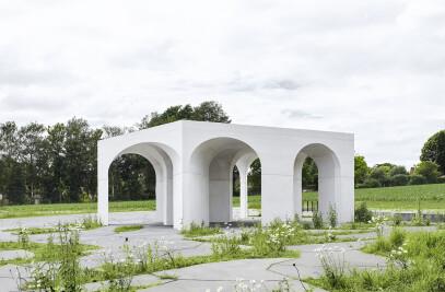 Six Vaults Pavilion