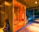 Sauna, Infrared Sauna, Steam Room And Shower