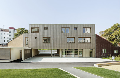 FUX – Supervised Group Housing in Vienna