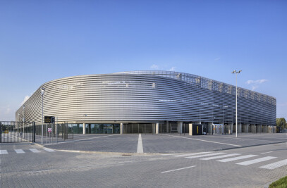 Municipal Stadium in Lublin
