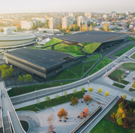 International Congress Centre (MCK) in Katowice