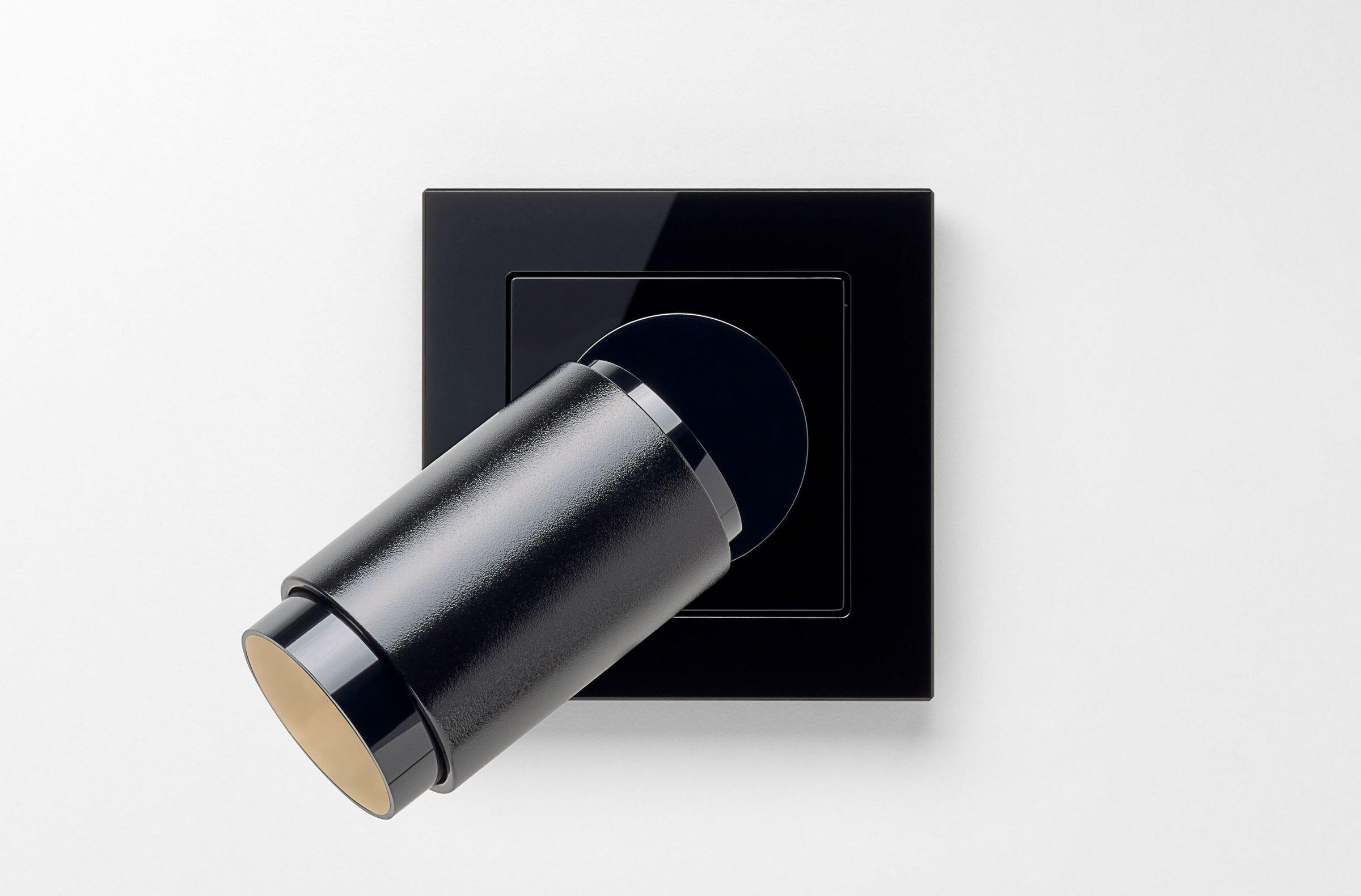 A Creation LED Spotlight black