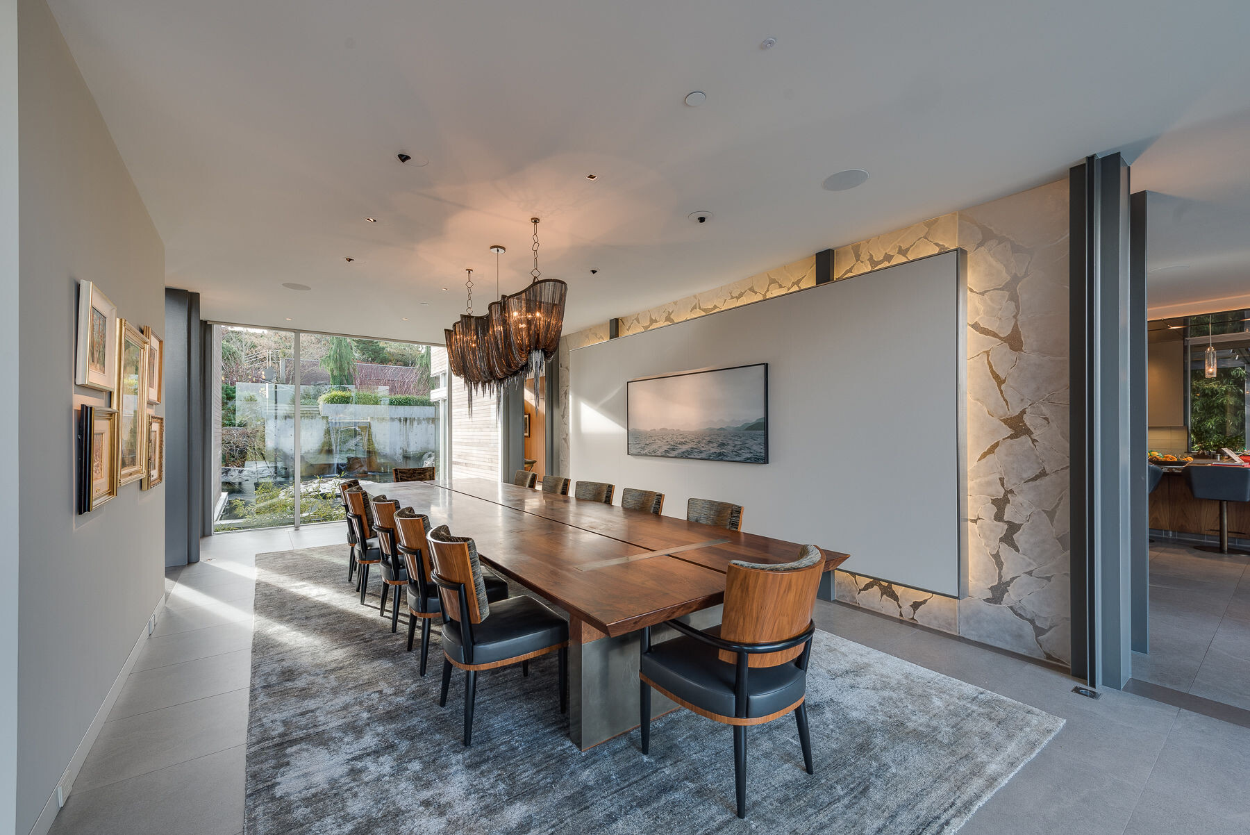 PRIVATE RESIDENCE, VANCOUVER CANADA