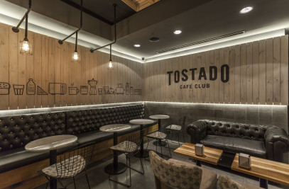 Tostado Cafe Club