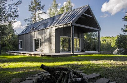 Lithuanian Hunting House