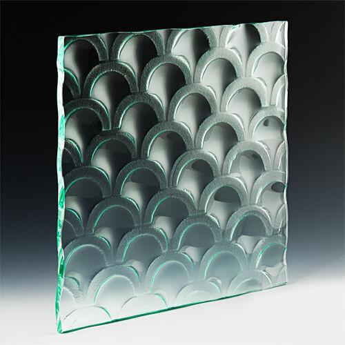 Arch Textured Glass