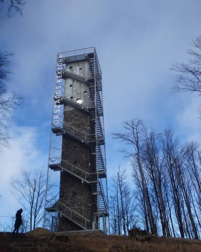 Lookout Tower at Galyatető