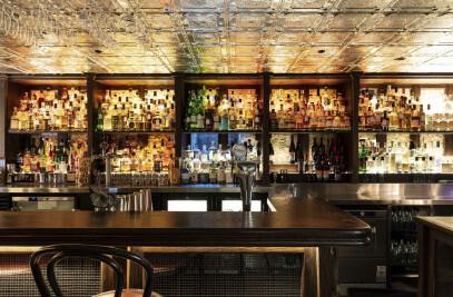 Doss house whisky bar
