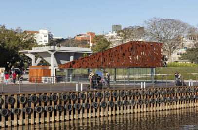 Guaíba Waterfront Urban Park