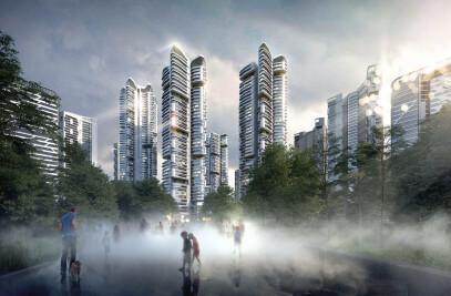 Masterplan Eunma Housing Development
