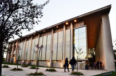 New Talca`s University Library