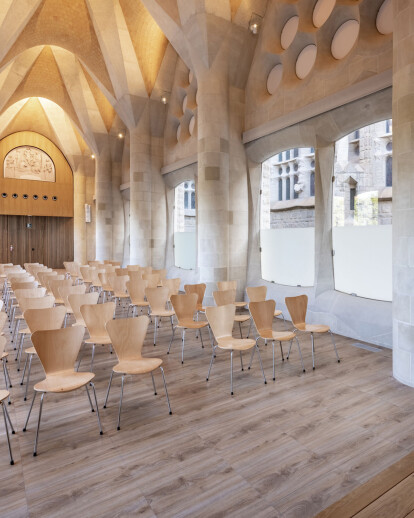 Sagrada Familia's interventions