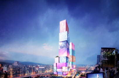 Taipei Twin Towers