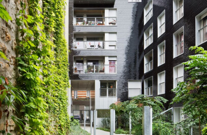 Social-Housing units in Paris