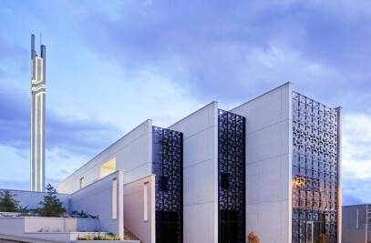 Yasamkent Mosque