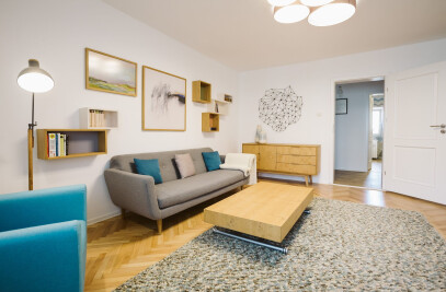 Creative Ambience Apartment