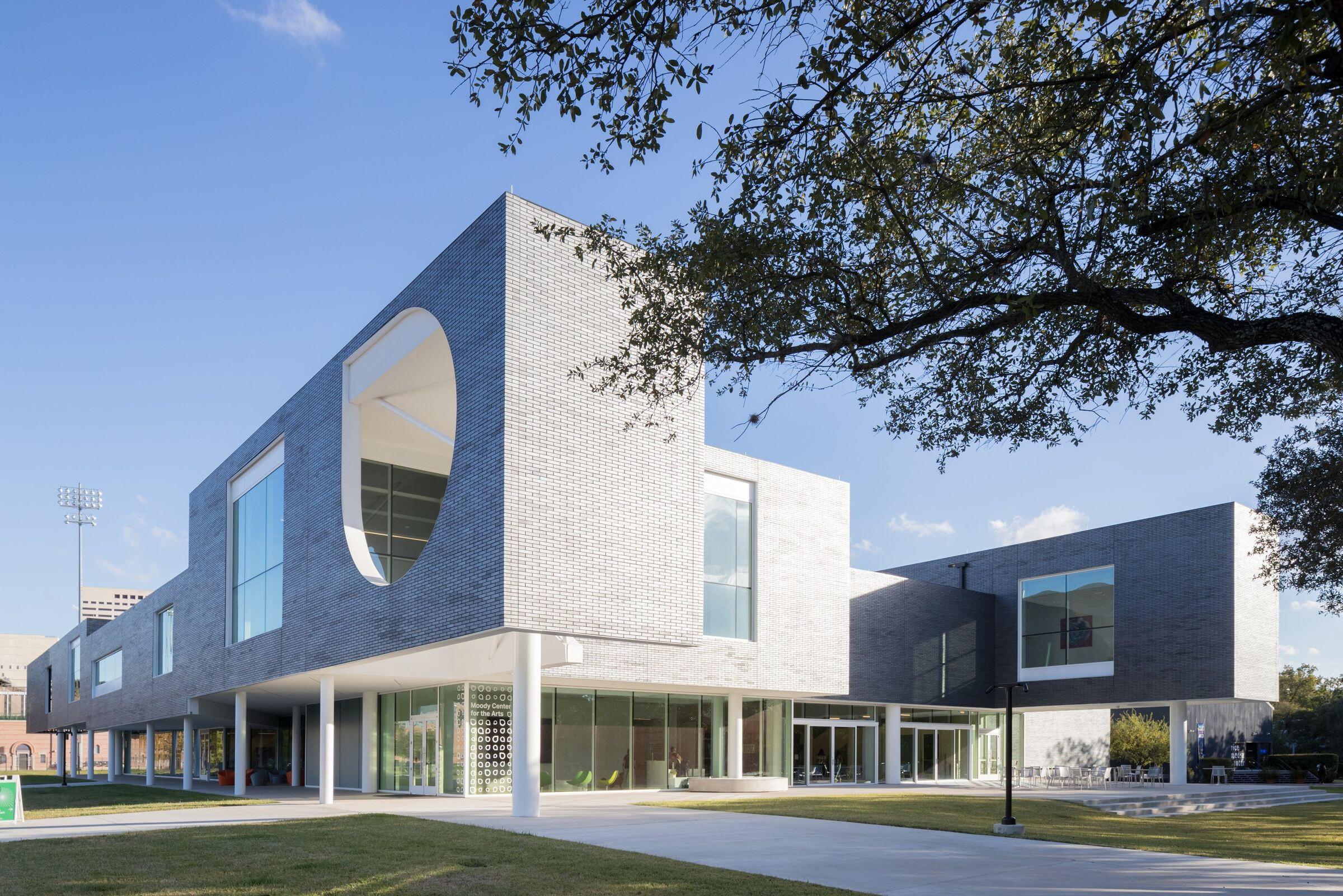 Rice University Moody Center