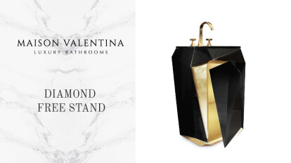 Diamond Freestand - Maison Valentina