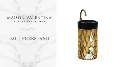 Koi Freestand - Maison Valentina