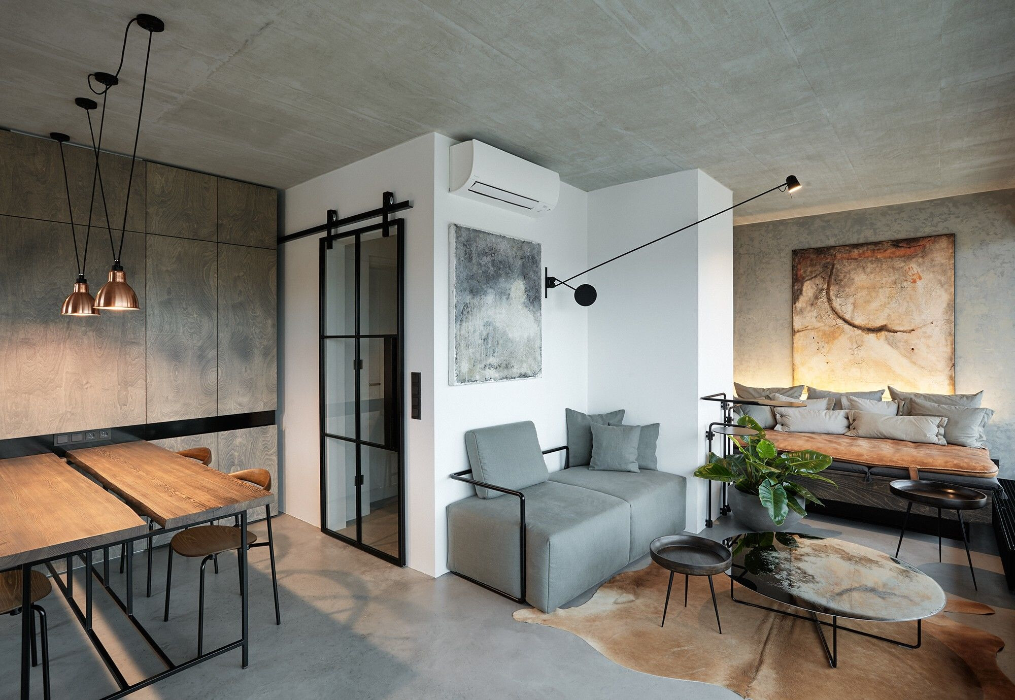 Loft Hřebenky