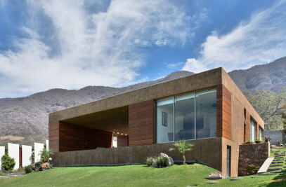 Terrace House in El Limón