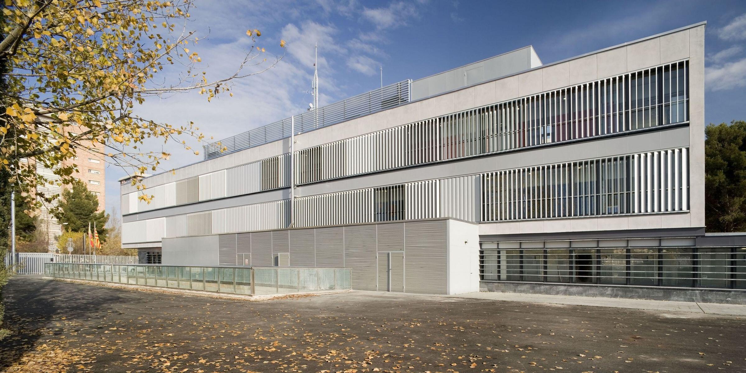 Mossos d'Esquadra Police Headquarters