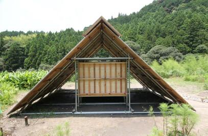 Self-build Shinto Shrine