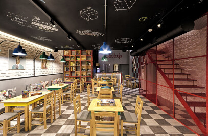 Alaloum Board Game Café