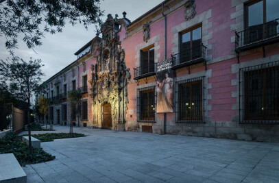 Rehabilitation Of The Madrid History Museum