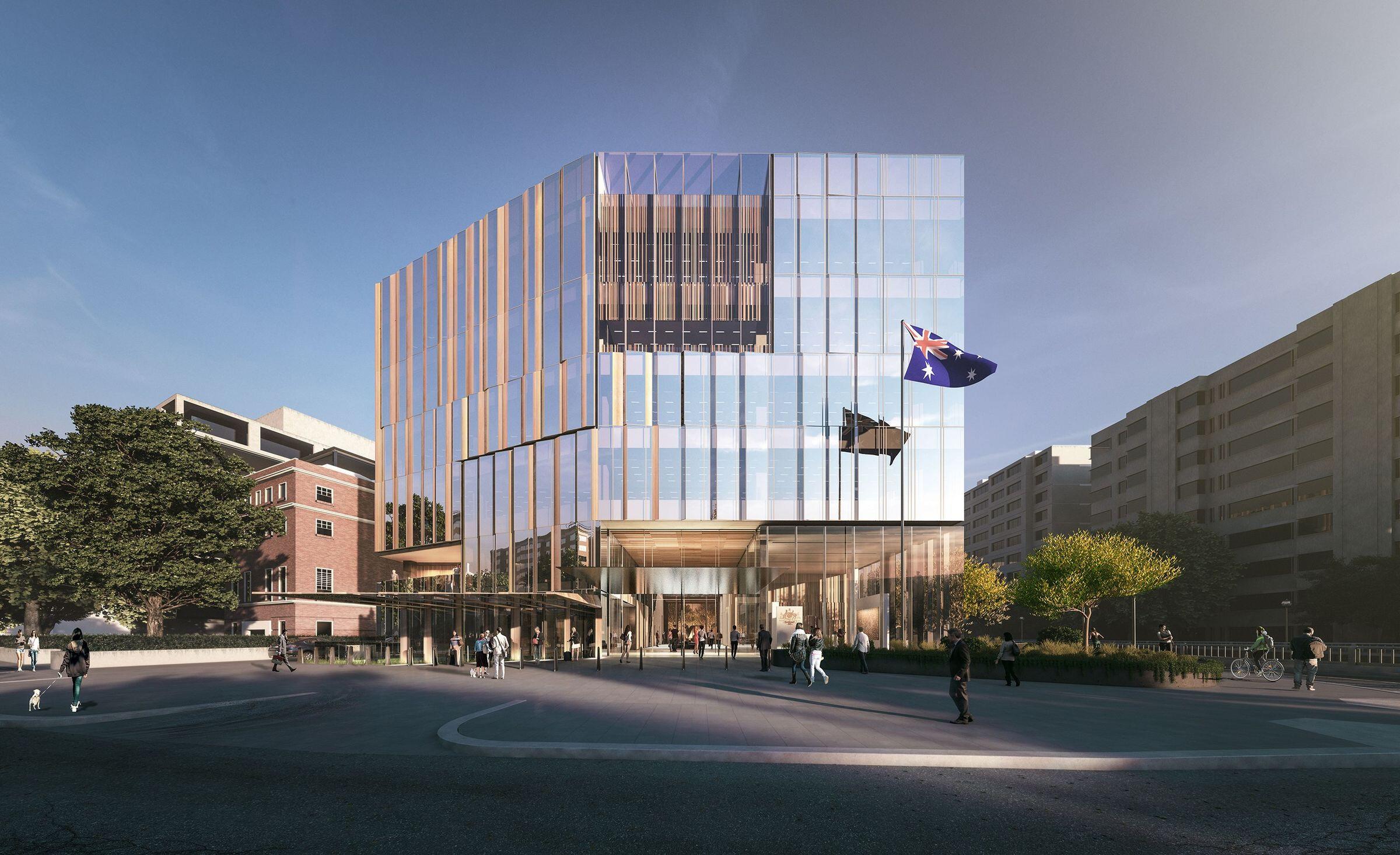 Australian Embassy